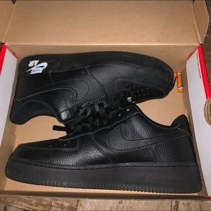 Black Air Force 1